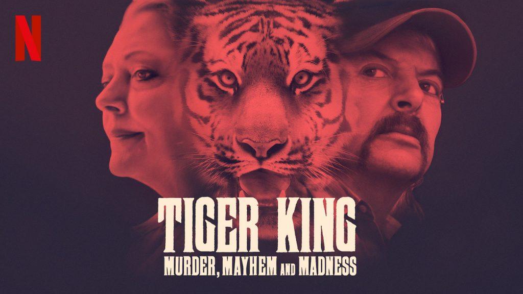 consigli di scrittura - Tiger King